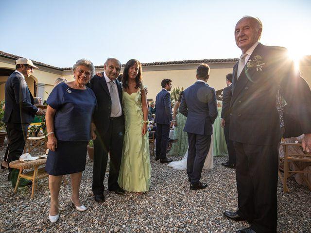 Il matrimonio di Pietro e Costanza a Ozzero, Milano 83