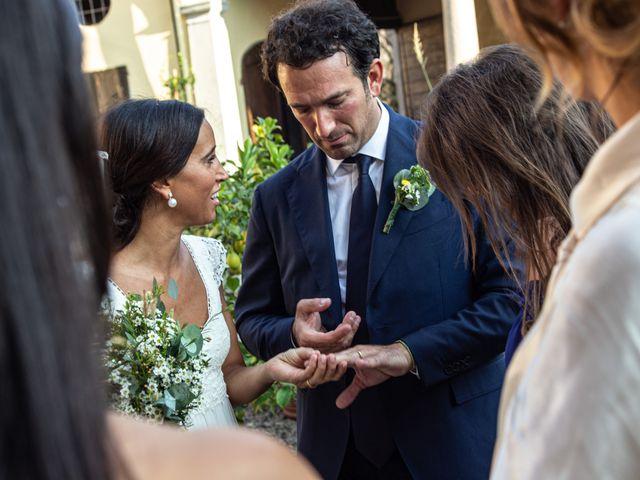 Il matrimonio di Pietro e Costanza a Ozzero, Milano 84