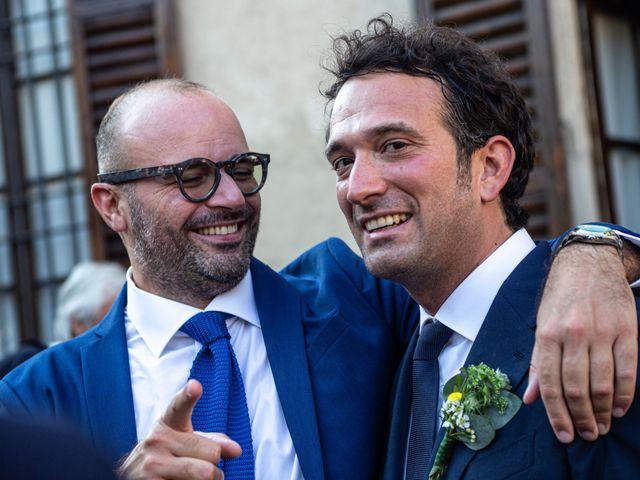 Il matrimonio di Pietro e Costanza a Ozzero, Milano 85