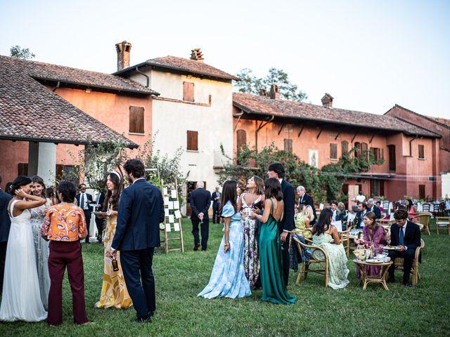 Il matrimonio di Pietro e Costanza a Ozzero, Milano 98