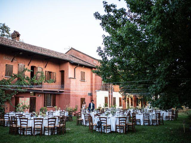 Il matrimonio di Pietro e Costanza a Ozzero, Milano 99