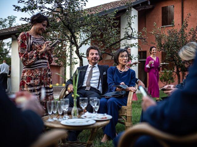 Il matrimonio di Pietro e Costanza a Ozzero, Milano 100
