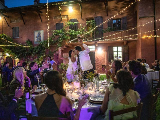 Il matrimonio di Pietro e Costanza a Ozzero, Milano 109