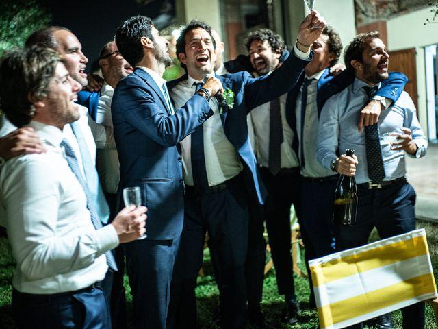 Il matrimonio di Pietro e Costanza a Ozzero, Milano 124