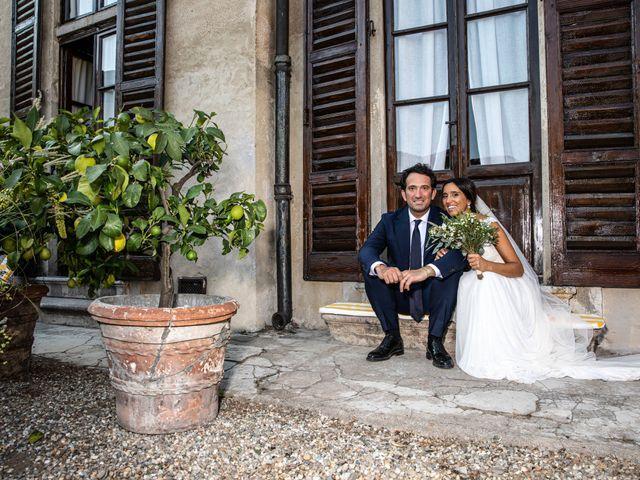 Il matrimonio di Pietro e Costanza a Ozzero, Milano 131