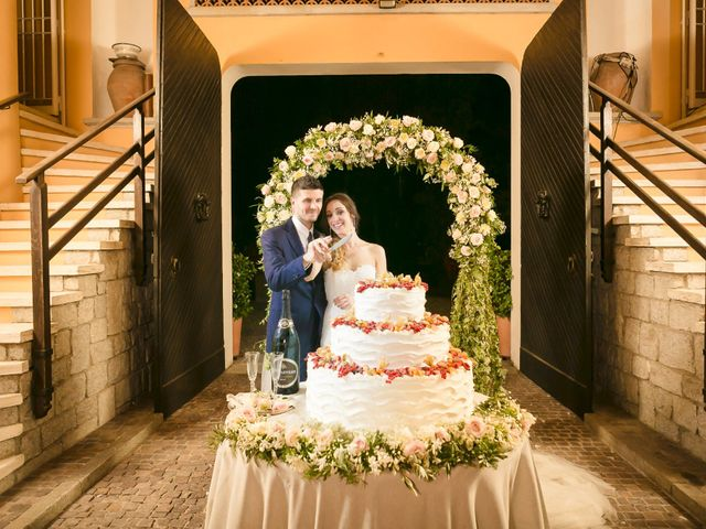 Il matrimonio di Alberto e Sara a Vergiate, Varese 4