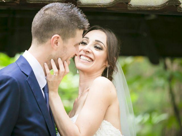 Il matrimonio di Alberto e Sara a Vergiate, Varese 18