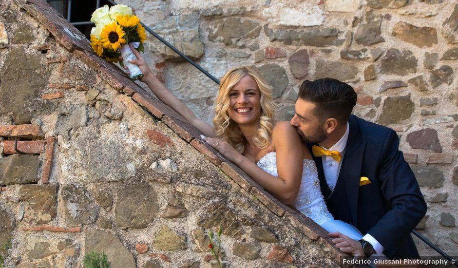 Il matrimonio di Valerio e Francesca a Scansano, Grosseto