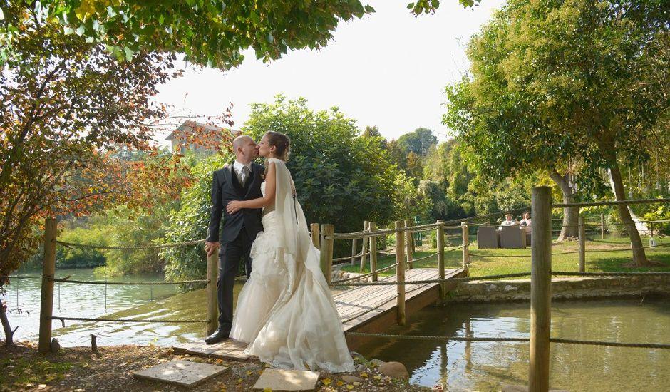 Il matrimonio di Massimo e Eva a Castel Goffredo, Mantova