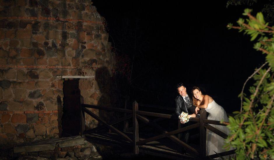 Il matrimonio di Marzia e Marzia a Ardea, Roma