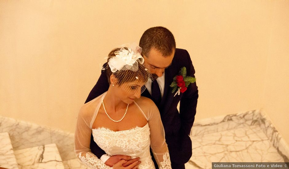 Il matrimonio di Eddy e Francesca a Montegranaro, Fermo