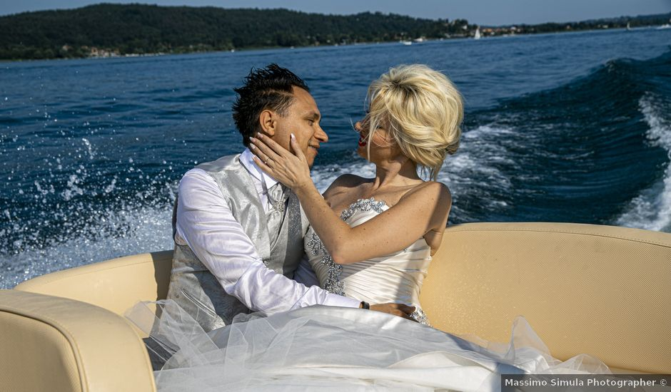 Il matrimonio di Tony e Soraya a Fenegrò, Como