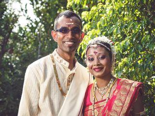Le nozze di Sandhia e Kevilen
