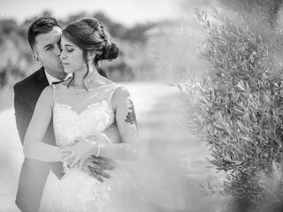 Le nozze di Romina e Alessandro