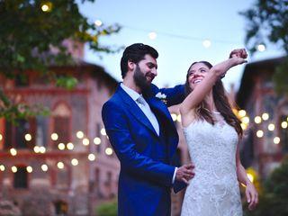 Le nozze di Laura e Carmelo