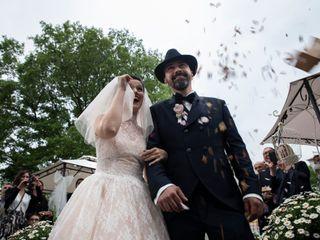 Le nozze di Elena e Patrizio