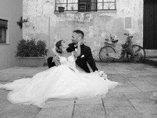 Le nozze di Lucia e Sandro