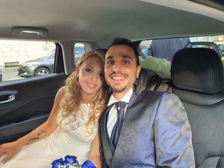 Le nozze di Jessica e Gaetano
