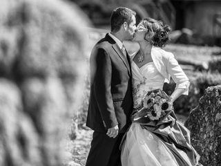 Le nozze di Sylvie e Simon