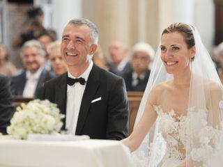 Le nozze di Elisabetta e Agostino