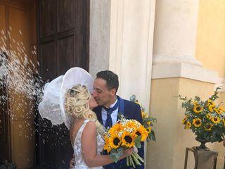 Le nozze di Teresa e Kekko 1