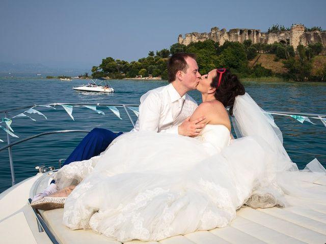 le nozze di Olga e Dimitri