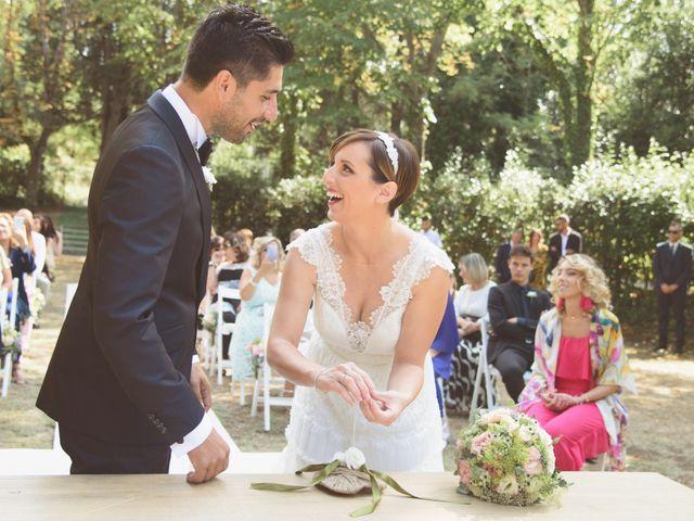 Le nozze di Olivia e Alessandro