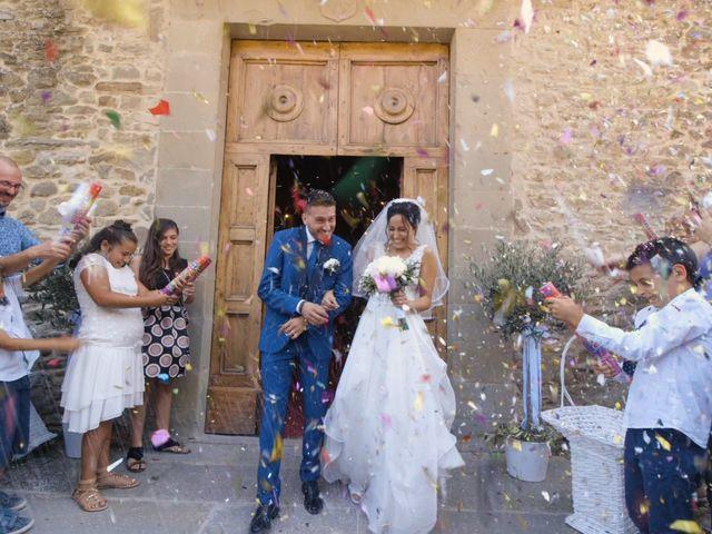 Il matrimonio di Filippo e Giulia a Dicomano, Firenze 7