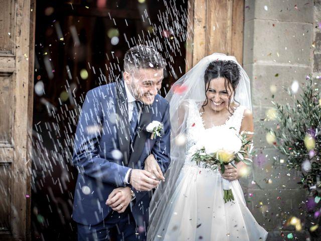 Le nozze di Giulia e Filippo
