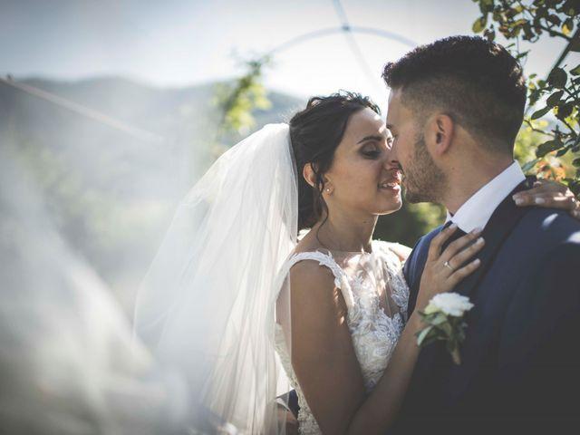 Il matrimonio di Filippo e Giulia a Dicomano, Firenze 8