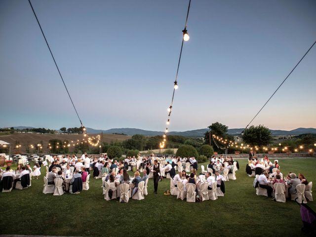 Il matrimonio di Filippo e Giulia a Dicomano, Firenze 9