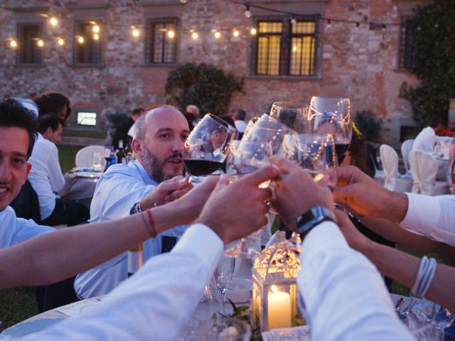 Il matrimonio di Filippo e Giulia a Dicomano, Firenze 10