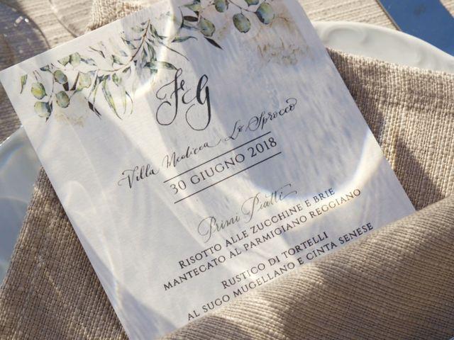 Il matrimonio di Filippo e Giulia a Dicomano, Firenze 11