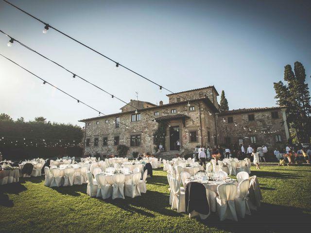 Il matrimonio di Filippo e Giulia a Dicomano, Firenze 14