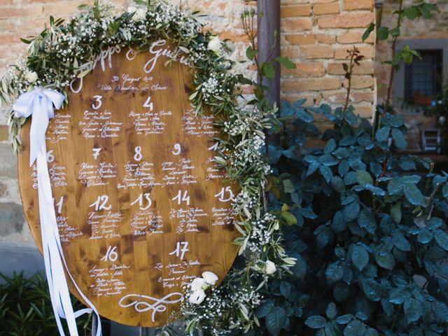 Il matrimonio di Filippo e Giulia a Dicomano, Firenze 16
