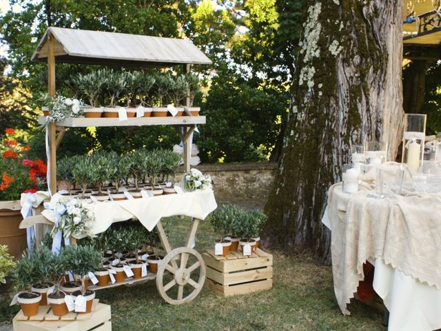 Il matrimonio di Filippo e Giulia a Dicomano, Firenze 18