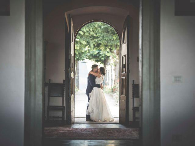 Il matrimonio di Filippo e Giulia a Dicomano, Firenze 22
