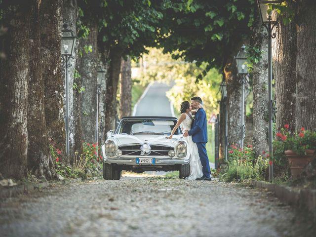 Il matrimonio di Filippo e Giulia a Dicomano, Firenze 23