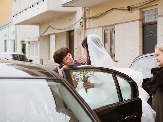 Il matrimonio di Carmelo e Marina a Barcellona Pozzo di Gotto, Messina 17