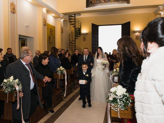 Il matrimonio di Carmelo e Marina a Barcellona Pozzo di Gotto, Messina 20