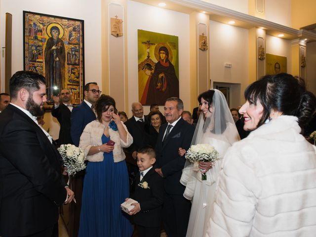 Il matrimonio di Carmelo e Marina a Barcellona Pozzo di Gotto, Messina 21