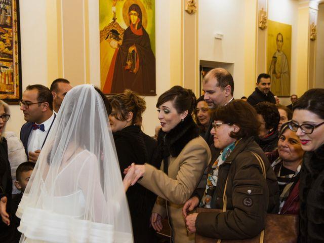 Il matrimonio di Carmelo e Marina a Barcellona Pozzo di Gotto, Messina 36