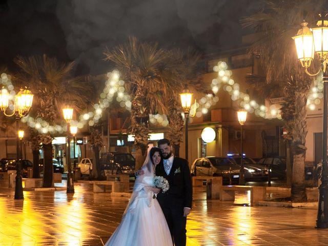 Il matrimonio di Carmelo e Marina a Barcellona Pozzo di Gotto, Messina 44