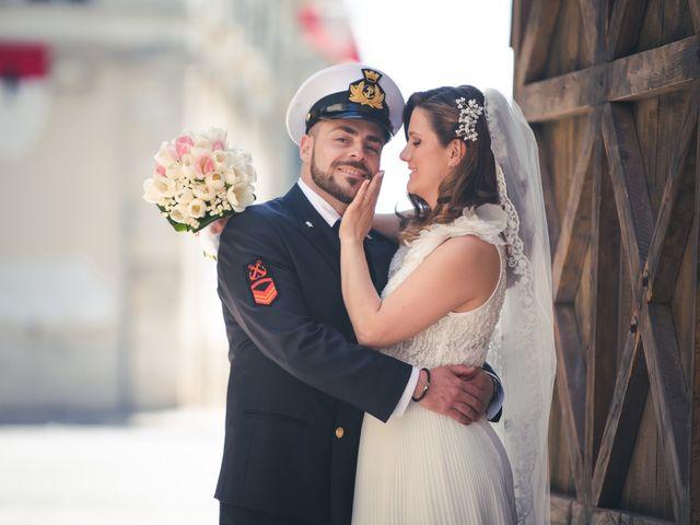 Le nozze di Giusy e Michele