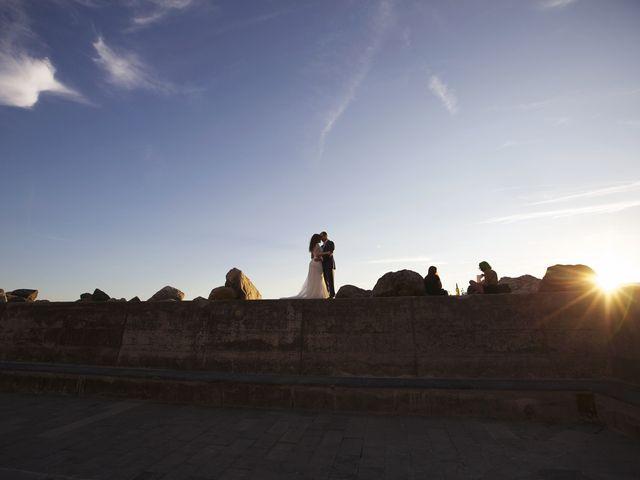 Le nozze di Aleksandra e Kilian