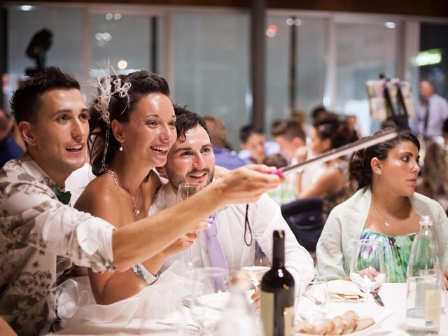 Il matrimonio di Paolo e Debora a Pisa, Pisa 55