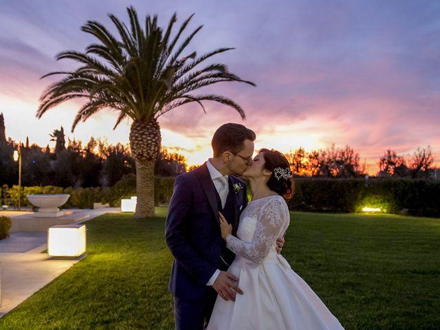 le nozze di Nicola e Marina