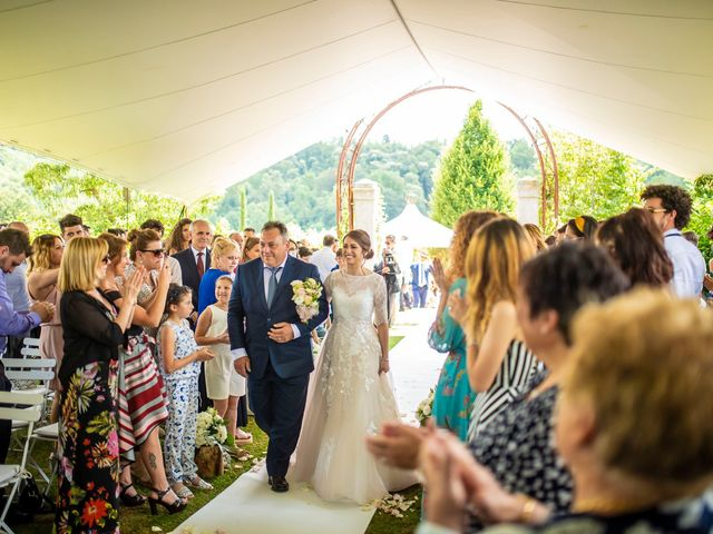 Il matrimonio di Alessandro e Romina a Scanzorosciate, Bergamo 33