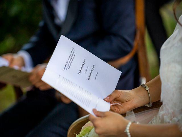 Il matrimonio di Alessandro e Romina a Scanzorosciate, Bergamo 40