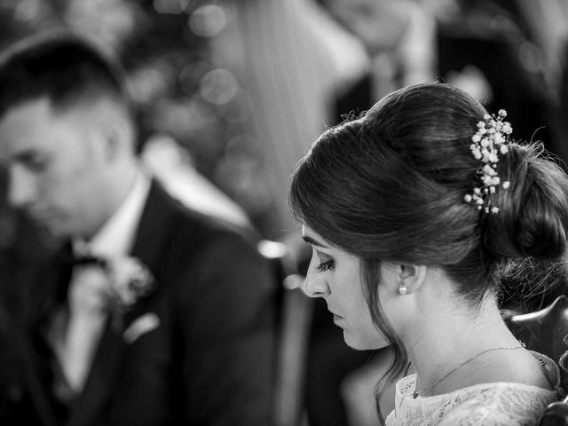 Il matrimonio di Alessandro e Romina a Scanzorosciate, Bergamo 41